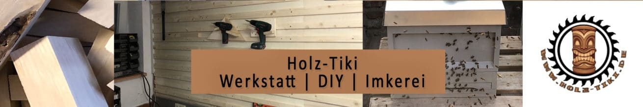 YouTube Kanal vom Holz-Tiki